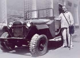 Знаменитые пассажиры водителя Баранова