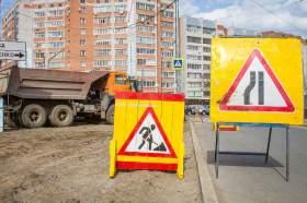 В Смоленске устраняют аварию на магистральном трубопроводе