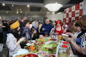 В КВЦ имени Тенишевых прошел фестиваль постной кухни