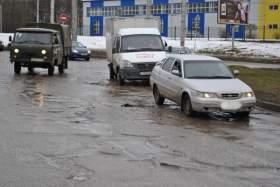 Ремонт улицы Рыленкова в Смоленске обойдется в 50 миллионов рублей