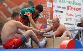 Смоленский силач - чемпион России