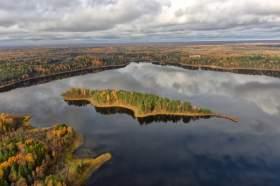 Острова озера Сапшо в национальном парке «Смоленское Поозерье» могут сдать в аренду