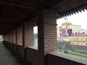 Смоленская крепостная стена станет доступнее