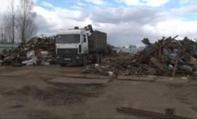 Смоленские полицейские проверяют пункты приема металлолома