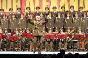 В Смоленске выступит Академический ансамбль песни и пляски Российской Армии имени А.В. Александрова