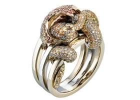 «Смоленские бриллианты» представили коллекцию украшений «Сафари»