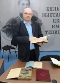 Почему в КВЦ им. Тенишевых «плакали» библиотекари