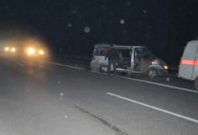 В Смоленской области в ДТП пострадали шесть человек