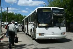Новое расписание дачных автобусов в Смоленске