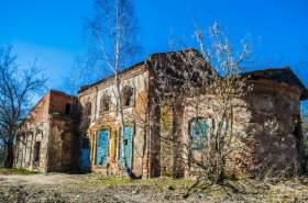 Церковь в Жарыни спасут