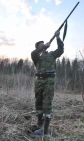 «Пасхальные» браконьеры