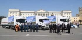 Смоляне отправили гуманитарную помощь жителям Крыма