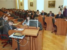 Депутаты Смоленской облдумы поддержали муниципальную реформу