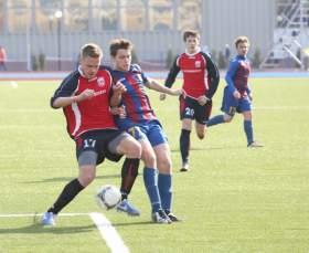 В Смоленске пройдет матч за суперкубок области по футболу