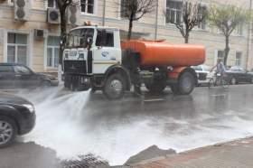 Улицы Смоленска вымоют с шампунем