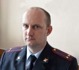 В Смоленске в Отделе полиции № 2 назначен новый начальник