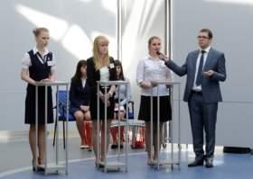 В Смоленске прошла финальная игра регионального этапа телевикторины «Умники и умницы»