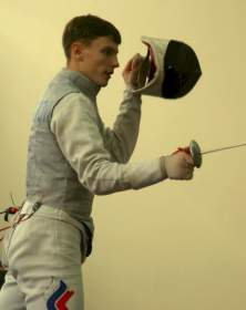 Смоленский рапирист стал чемпионом России в командных соревнованиях
