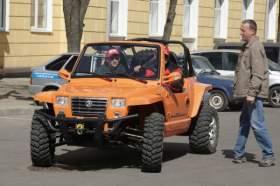 В Смоленске стартовал трофи-рейд «Смоленское семигорье-2014»