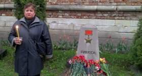Смоляне почтили память погибших в Одессе и Славянске