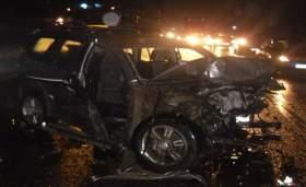 Авария в Гагаринском районе унесла три человеческих жизни