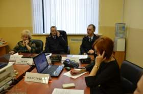 Смоленские полицейские приняли участие во Всероссийской акции «Полиция на страже детства»