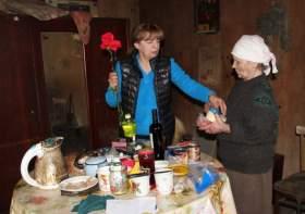 Операция «Бабушка» в Новодугинском районе