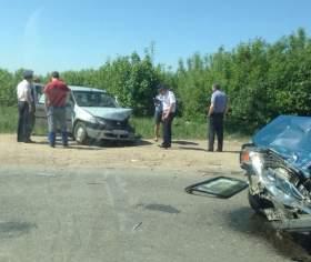 В ДТП на улице Кутузова в Смоленске пострадали шесть человек