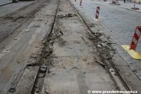 Почему «вздыбились» трамвайные рельсы в Смоленске