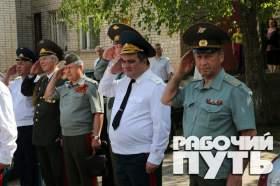 Смоляне идут служить на Балтийский флот