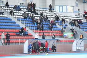 Георгий Грец: «Вместимость стадиона СГАФКСТ можно увеличить до 5 тысяч мест»