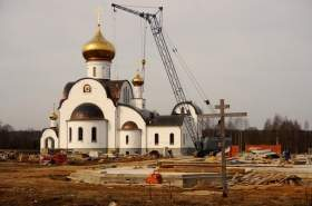 В Смоленской области собирают деньги на строительство монастыря