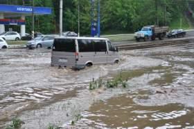 Сегодня в Смоленске может повториться гроза