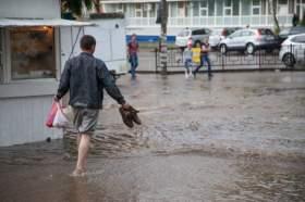 28 мая за один час в Смоленске выпало 75% месячной нормы осадков