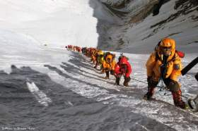 Ярцевчанин покорил Эверест
