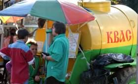 В Смоленске утвердили места торговли квасом и мороженым