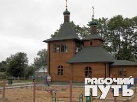 В Краснинском районе появилась еще одна церковь