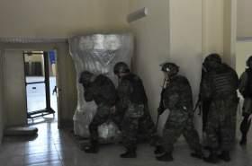 Смоленские силовики провели антитеррористические учения