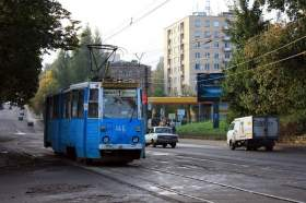 Улицу Тенишевой в Смоленске отремонтируют в 2015 году