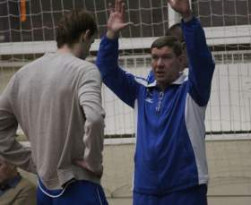 Экс-главный тренер смоленского «Феникса» Сергей Грибов: «Не хочу работать в команде без целей»