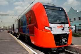 С 1 июля между Смоленском и Москвой начнет курсировать скоростной электропоезд «Ласточка»