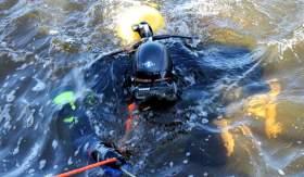 В Рославле в реке Остер утонул человек