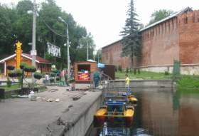 12 июня в Лопатинском саду откроется новый пункт проката катамаранов