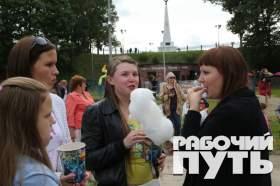 День молодёжи в Смоленске