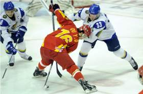 В Смоленск может приехать сборная Китая по хоккею