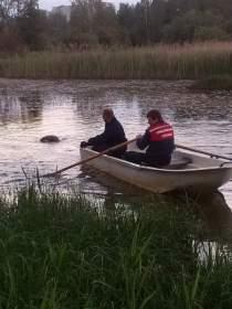 В озере Белоручье в Починковском районе утонул мужчина