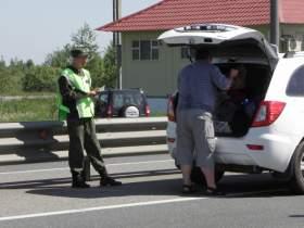 За шесть месяцев смоленские пограничники задержали 440 нарушителей