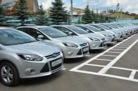 Смоленские полицейские получили новые автомобили