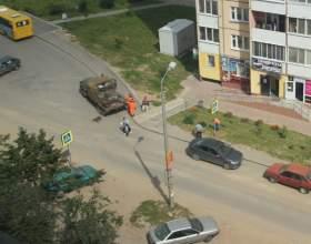 В микрорайоне Королевка в Смоленске появился новый пешеходный переход