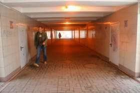 К 25 сентября подземный переход на площади Победы в Смоленске преобразится